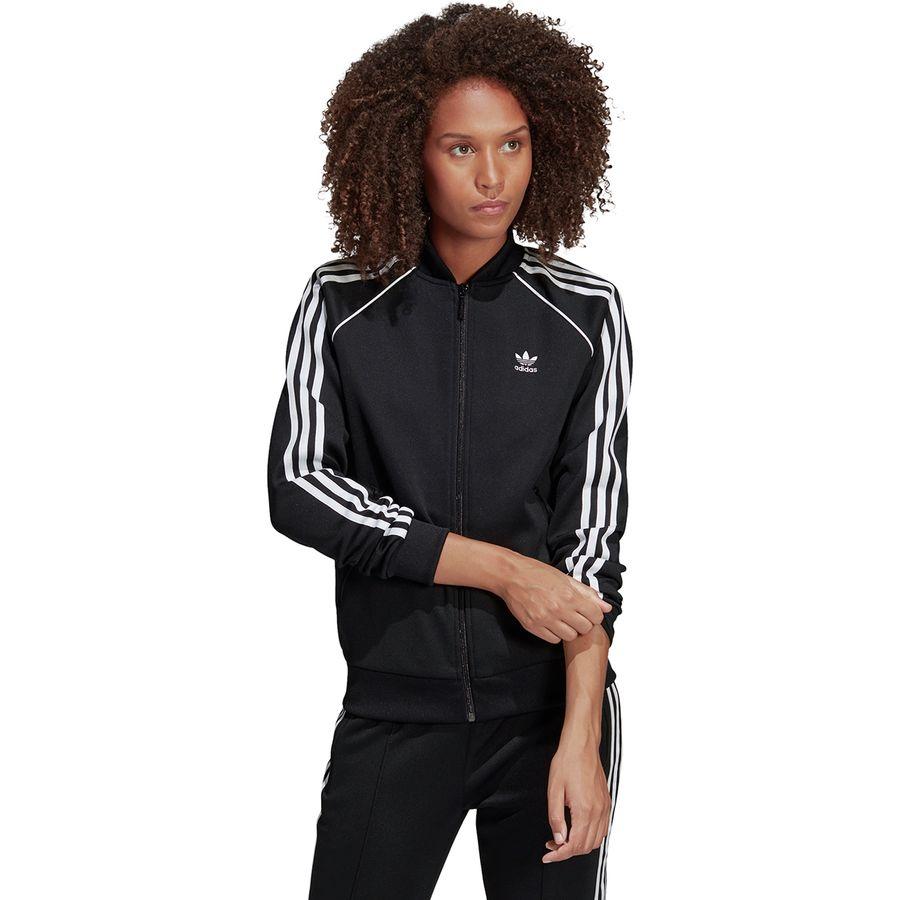 2c90dc329afe Adidas - SST TT Jacket - Women s - Black