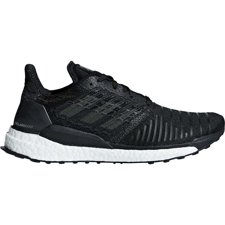 super popular 24262 6124a Adidas - Solar Boost Running Shoe - Mens - Core BlackGrey Four F17