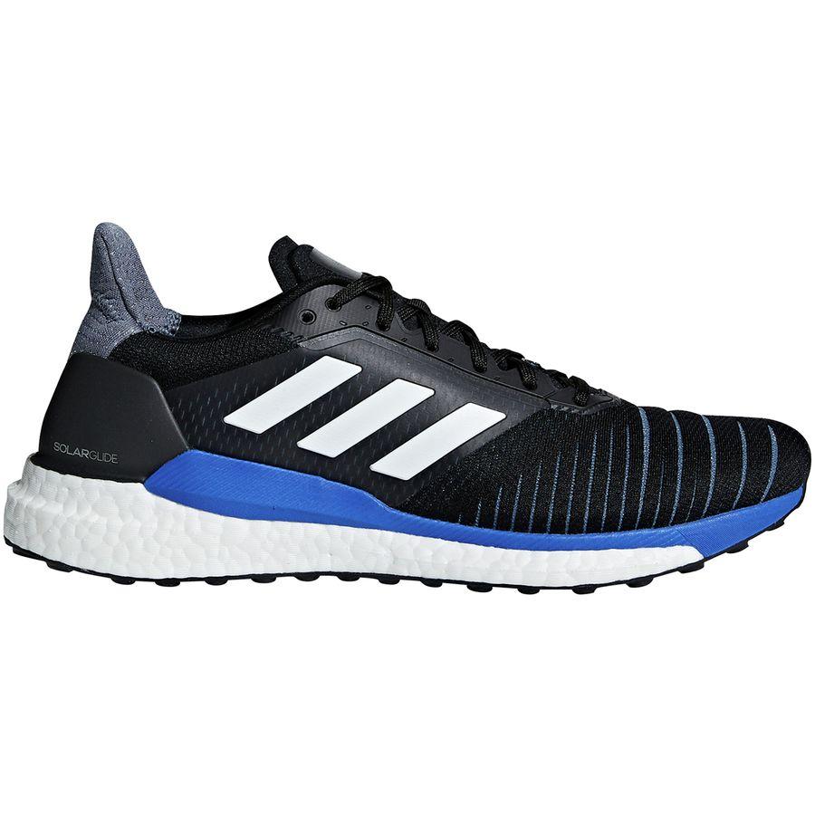 6a46b395db00dc Adidas - Solar Glide Boost Running Shoe - Men s - Core Black Ftwr White