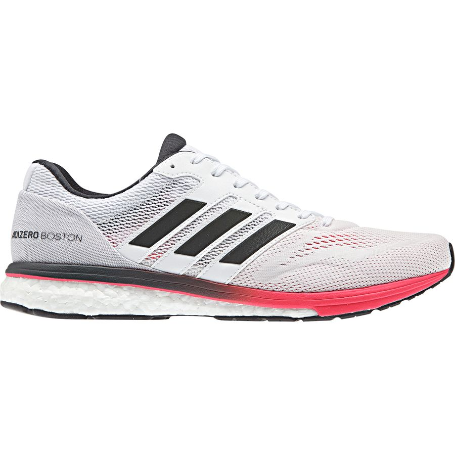 c06e2d45b8a62 Adidas - Adizero Boston 7 Running Shoe - Men s - Footwear White Carbon Shock