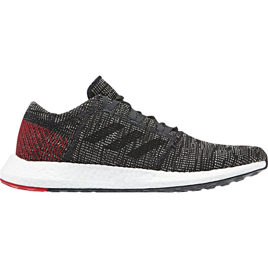 76b816e70 Adidas - Pureboost Element Running Shoe - Men s - Core Black Core Black  Scarlet
