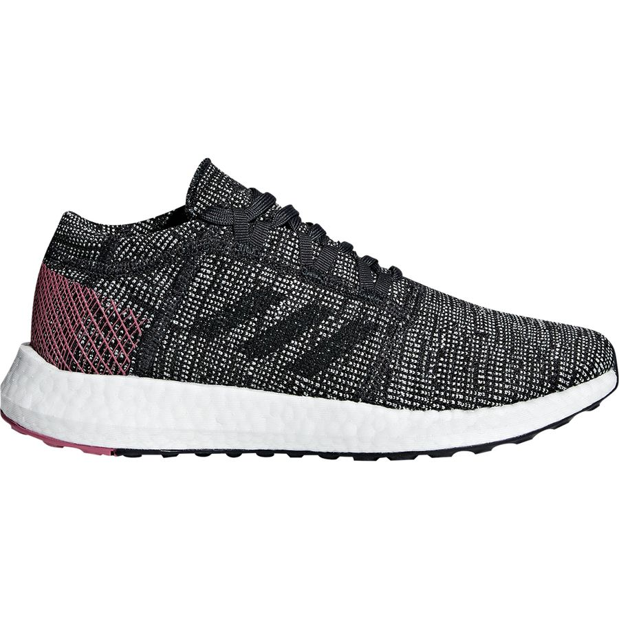 3970c13ce291a Adidas - Pureboost Element Running Shoe - Women s - Carbon Carbon Trace  Maroon