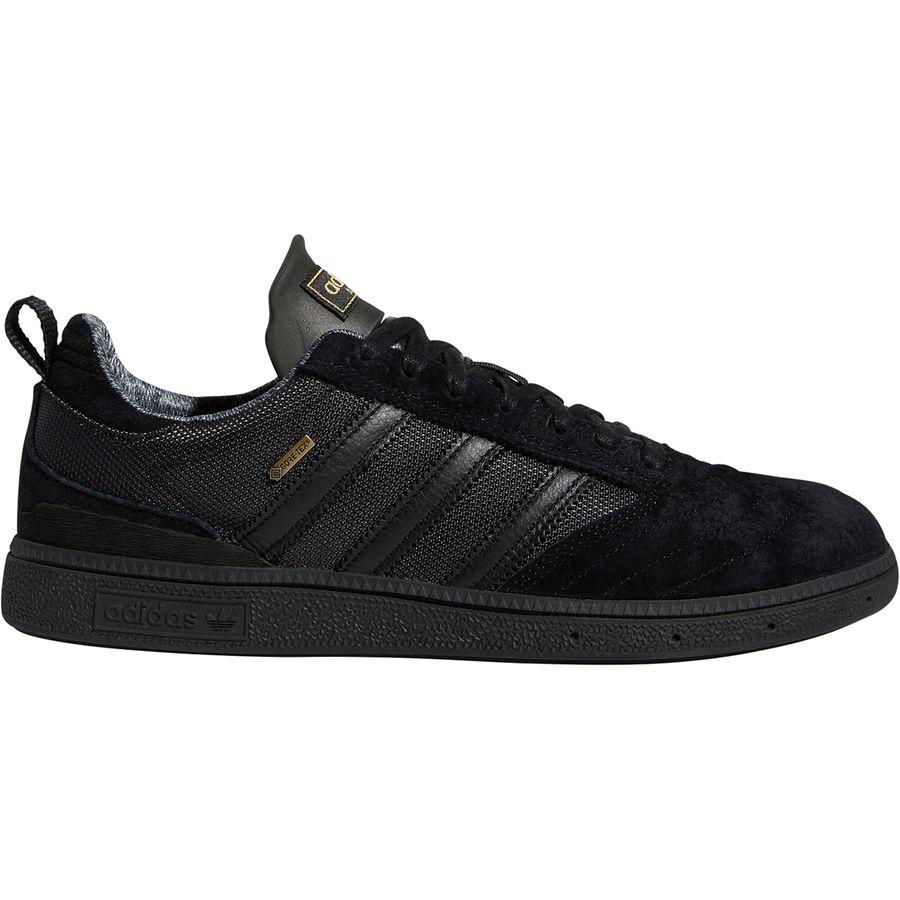 pretty nice 02332 fcfbf Adidas - Busenitz Gore-Tex Shoe - Mens - BlackCarbonBlack Met