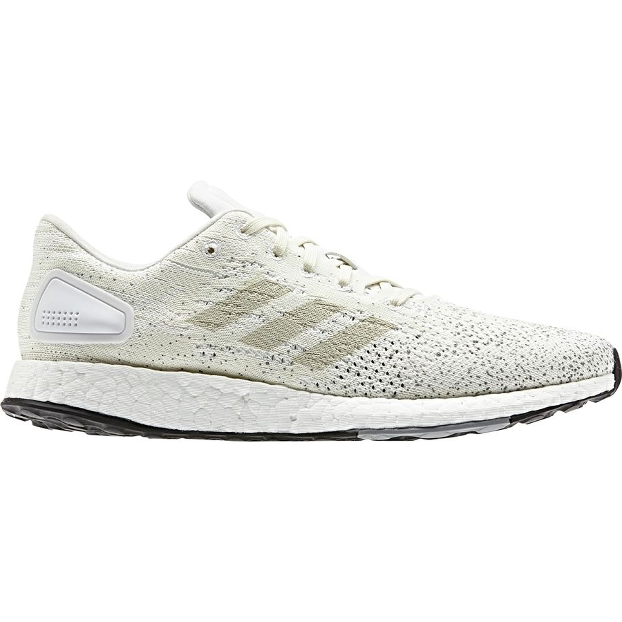 cb0e1fe099f33 Adidas - Pureboost DPR Running Shoe - Women s - Footwear White Raw White  Grey