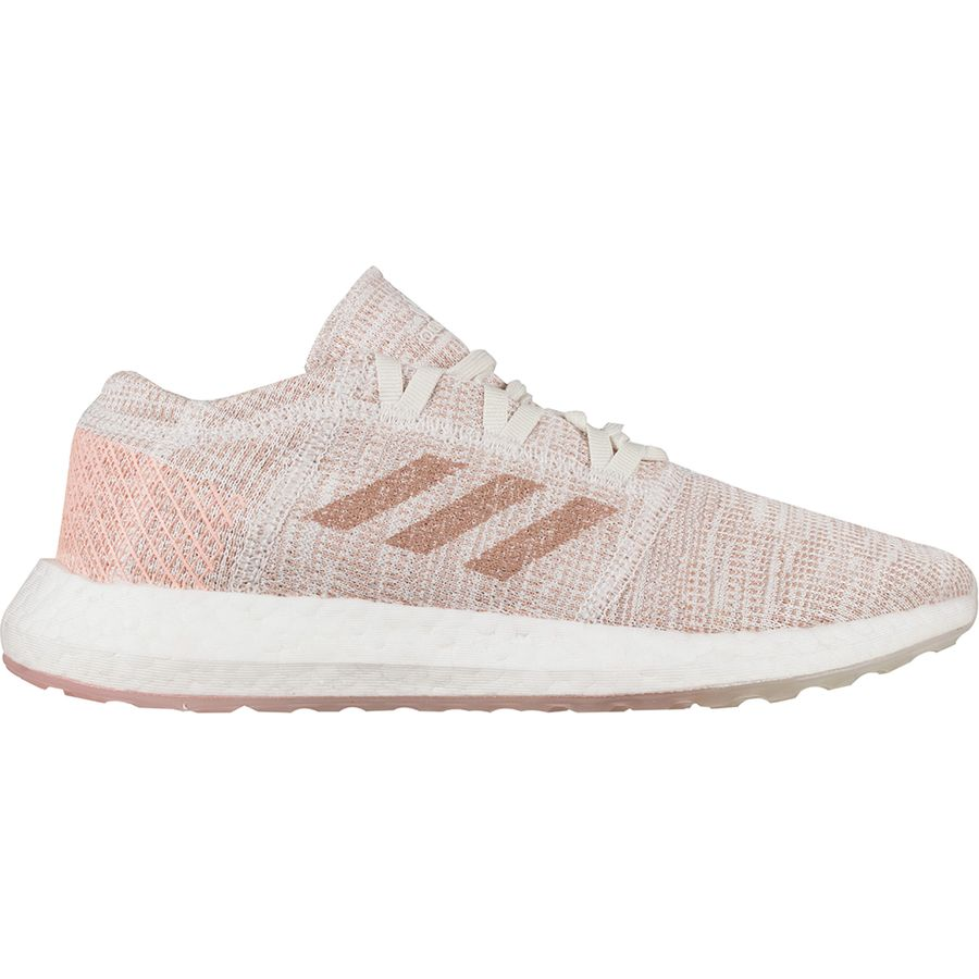 new arrival 85a99 71ae2 Adidas - Pureboost Go Running Shoe - Women s - Cloud White Ash Pearl S18