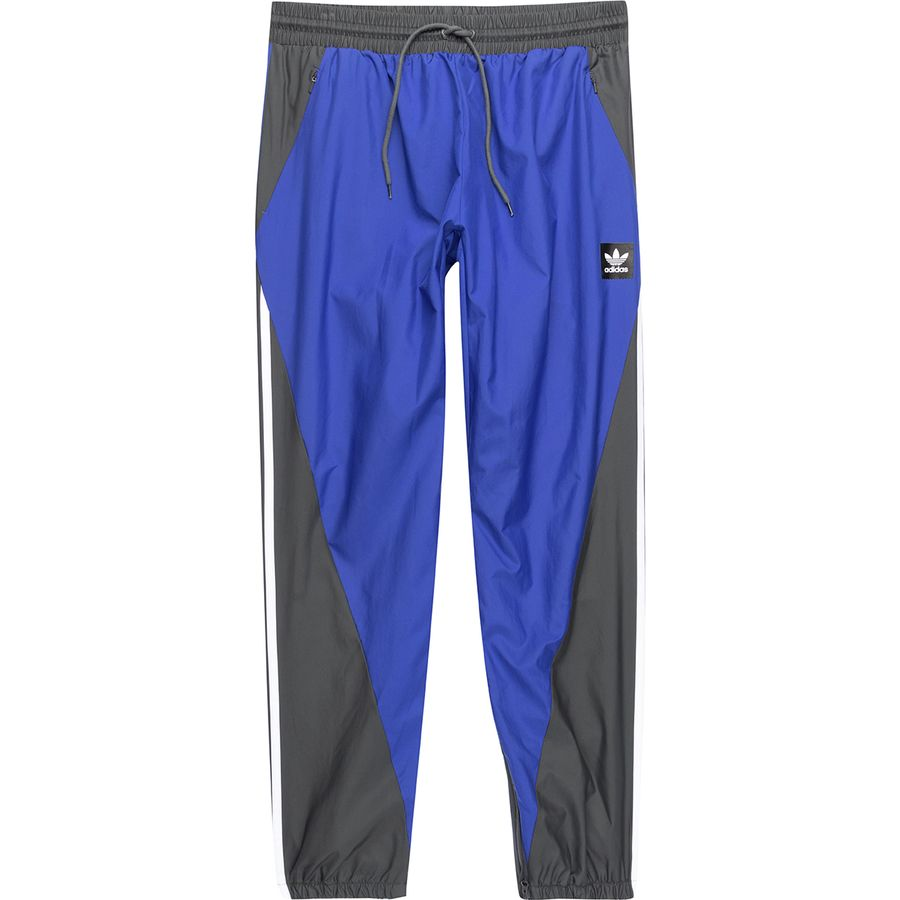 89655e144 Adidas - Insley Track Pant - Men's - Active Blue/Dgh Solid Grey/White