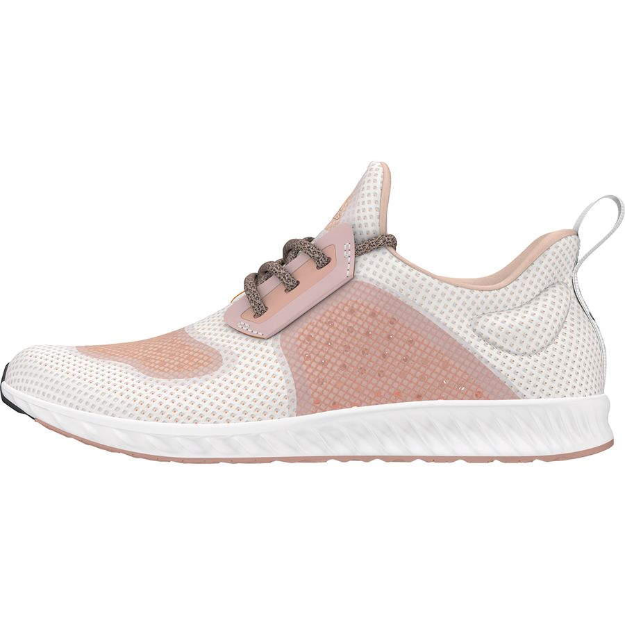 purchase cheap 2e3cc fe4ed Adidas - Edge Lux Clima Running Shoe - Womens - Cloud WhiteAsh Pearl