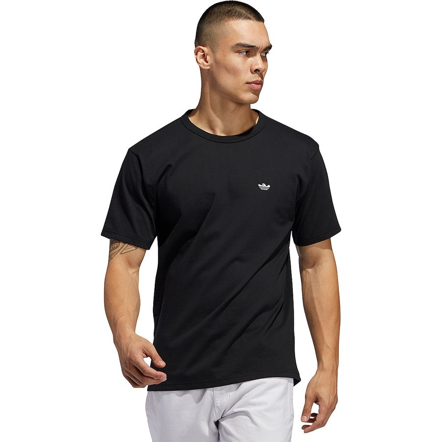 Adidas Shmoo Logo Short-Sleeve T-Shirt - Mens