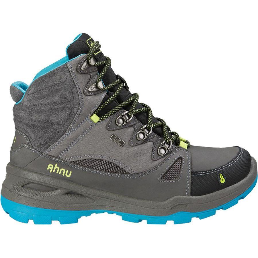 Ahnu - North Peak eVent Hiking Boot - Women's - Dark Grey