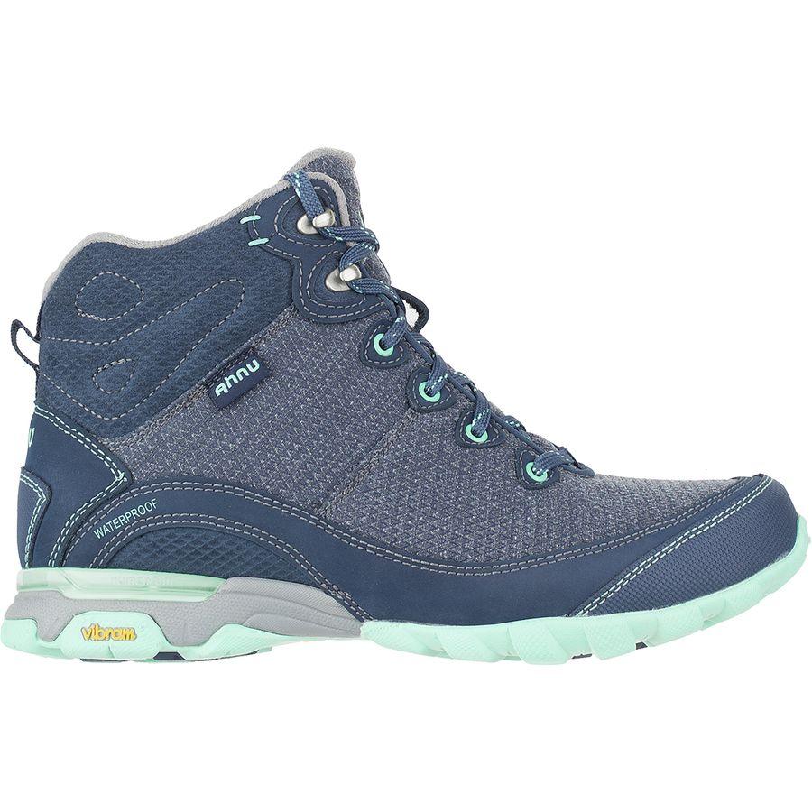 Ahnu - Sugarpine II WP Hiking Boot - Women's - Insignia Blue