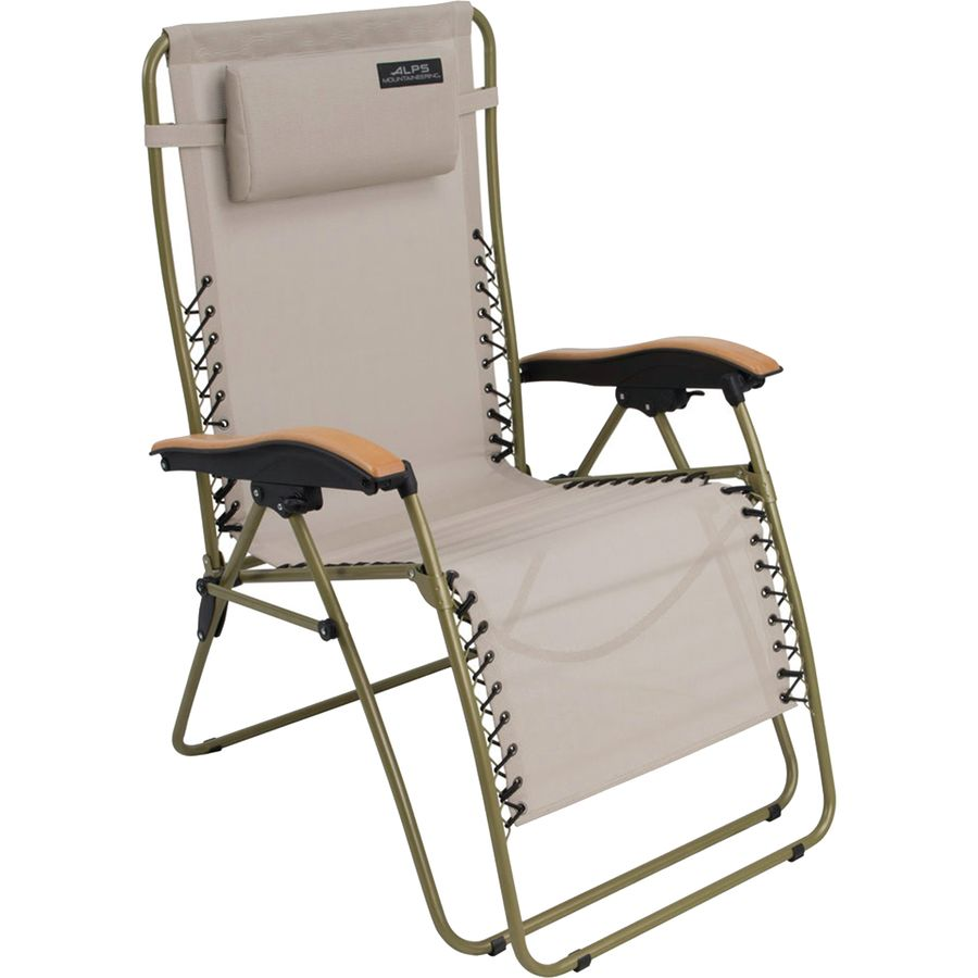 Genial ALPS Mountaineering Lay Z Lounger Camp Chair