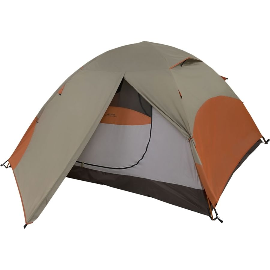 ALPS Mountaineering - Koda 2 Tent 2-Person 3-Season - Orange/Grey  sc 1 st  Backcountry.com & ALPS Mountaineering Koda 2 Tent 2-Person 3-Season | Backcountry.com
