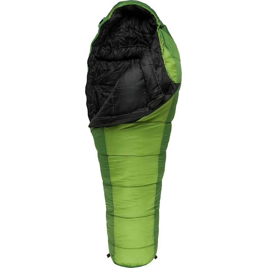 Alps Mountaineering Crescent Lake Sleeping Bag 0 Degree Synthetic