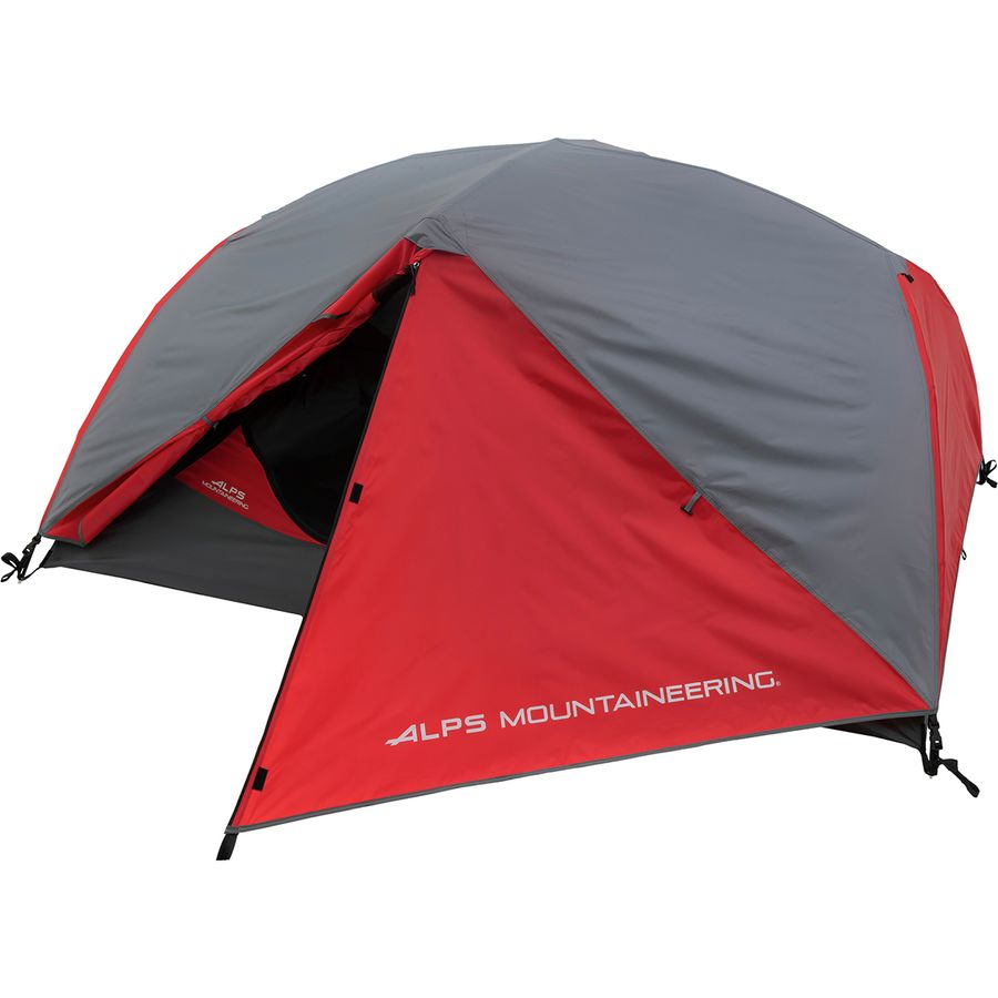 ALPS Mountaineering - Phenom 3 Tent 3-Person 3-Season - Red/Grey
