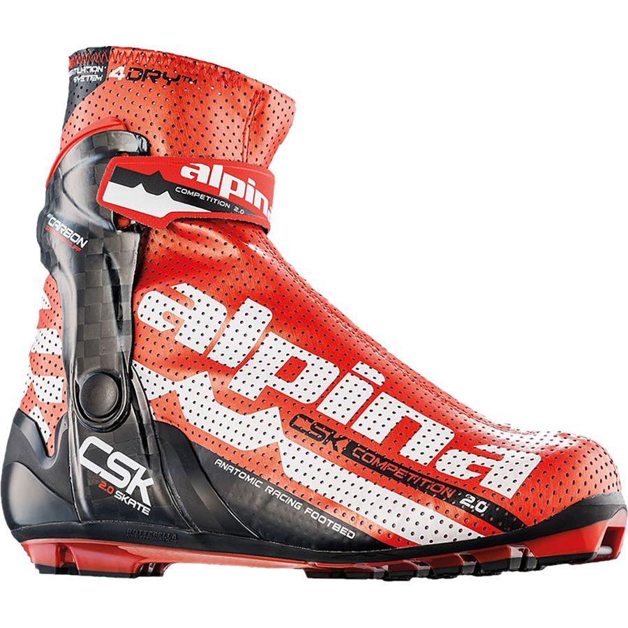 Alpina CSK Skate Boot Backcountrycom - Alpina backcountry boots