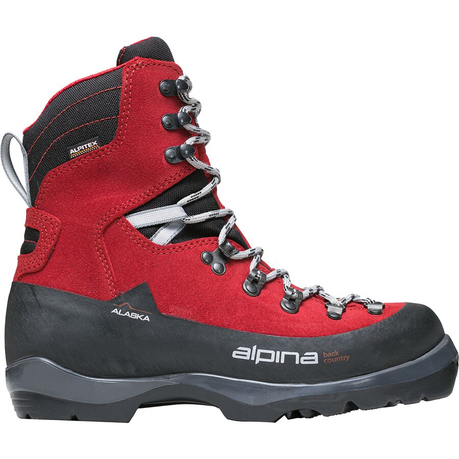 Alpina Alaska Backcountry Boot Mens Backcountrycom - Alpina cross country ski