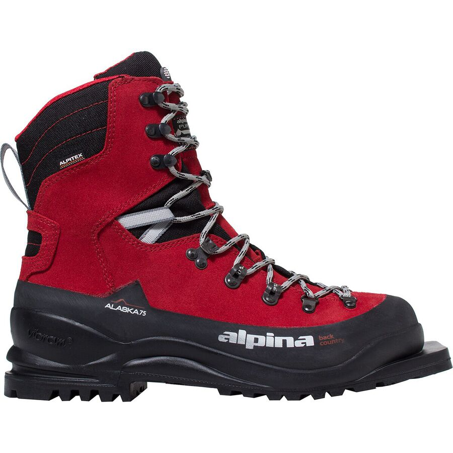Alpina Alaska Mm Backcountry Boot Mens Backcountrycom - Alpina boots