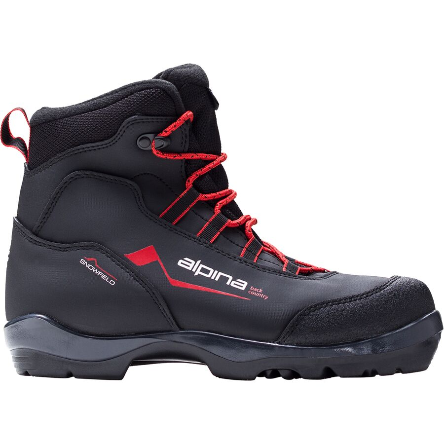 Alpina Snowfield Touring Boot Mens Backcountrycom - Alpina boots