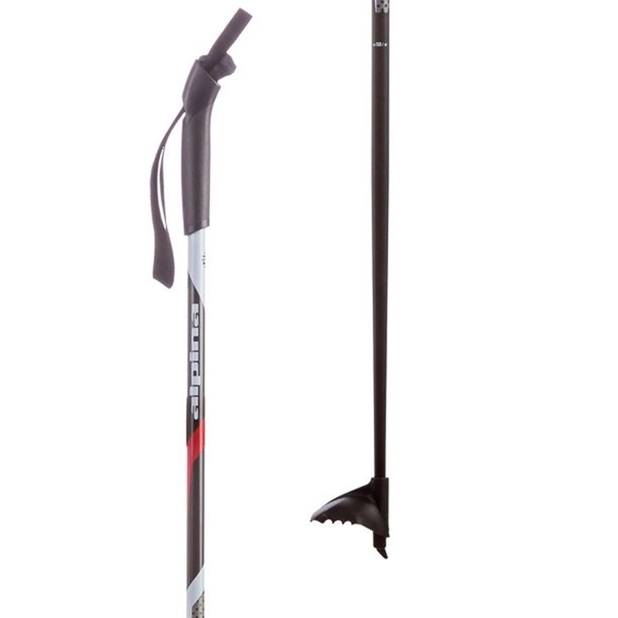 Alpina ST Jr Cross Country Ski Pole Kids Backcountrycom - Alpina cross country ski