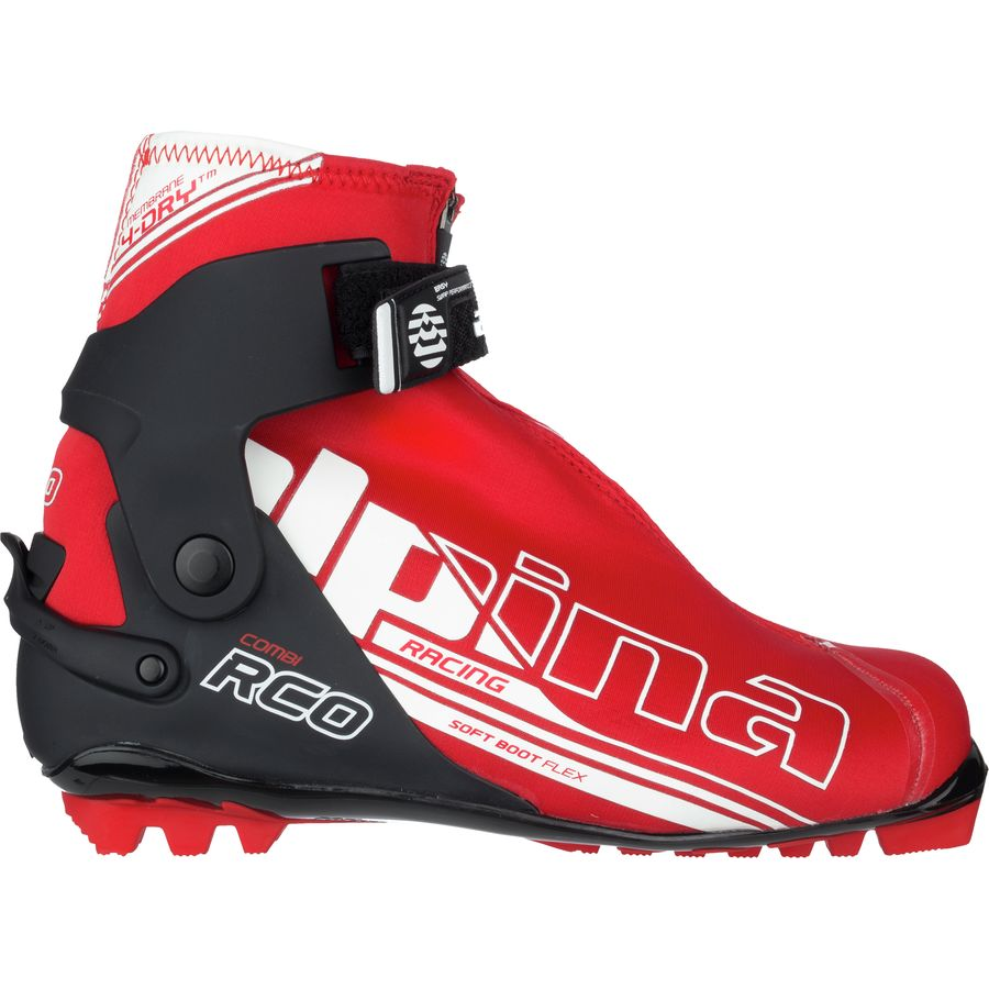 Alpina R Combi Classic Boot Backcountrycom - Alpina cross country boots
