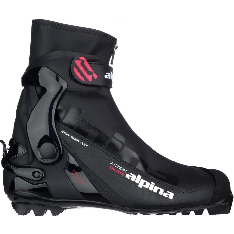 Alpina ASK Skate Boot Mens Backcountrycom - Alpina backcountry boots