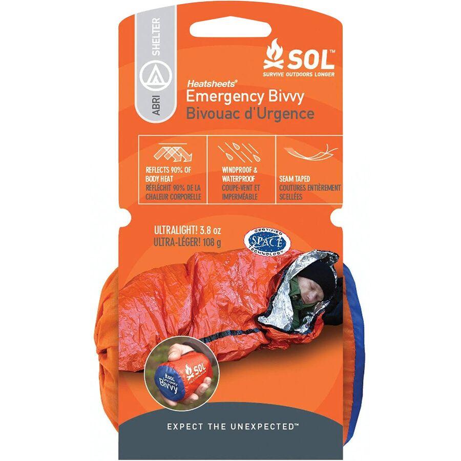 Adventure Medical - SOL Emergency Bivvy - Orange
