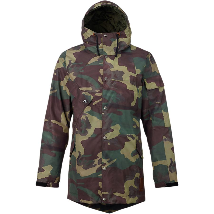 Analog Solitary Jacket - Mens