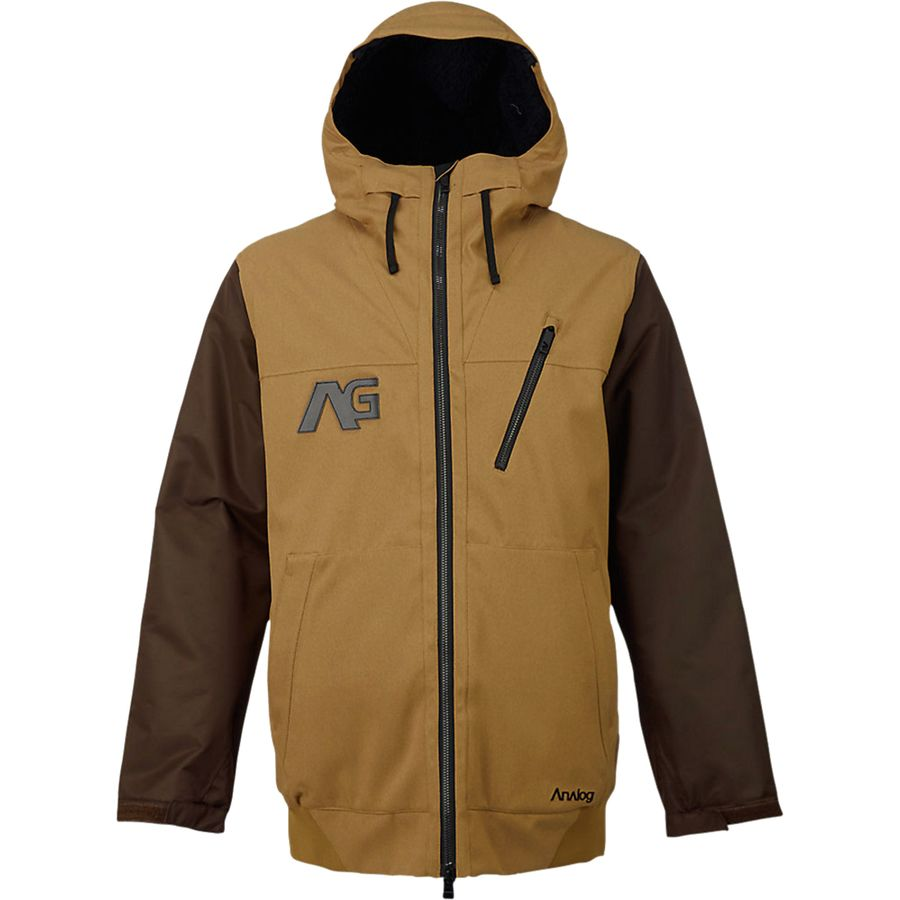 Analog Greed Jacket - Mens