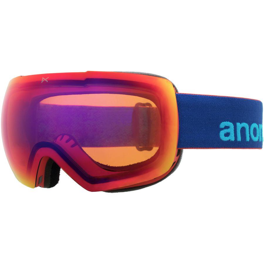 9cfe529b215 Anon - Mig Goggles - Blue Sonar Infrared Blue-none