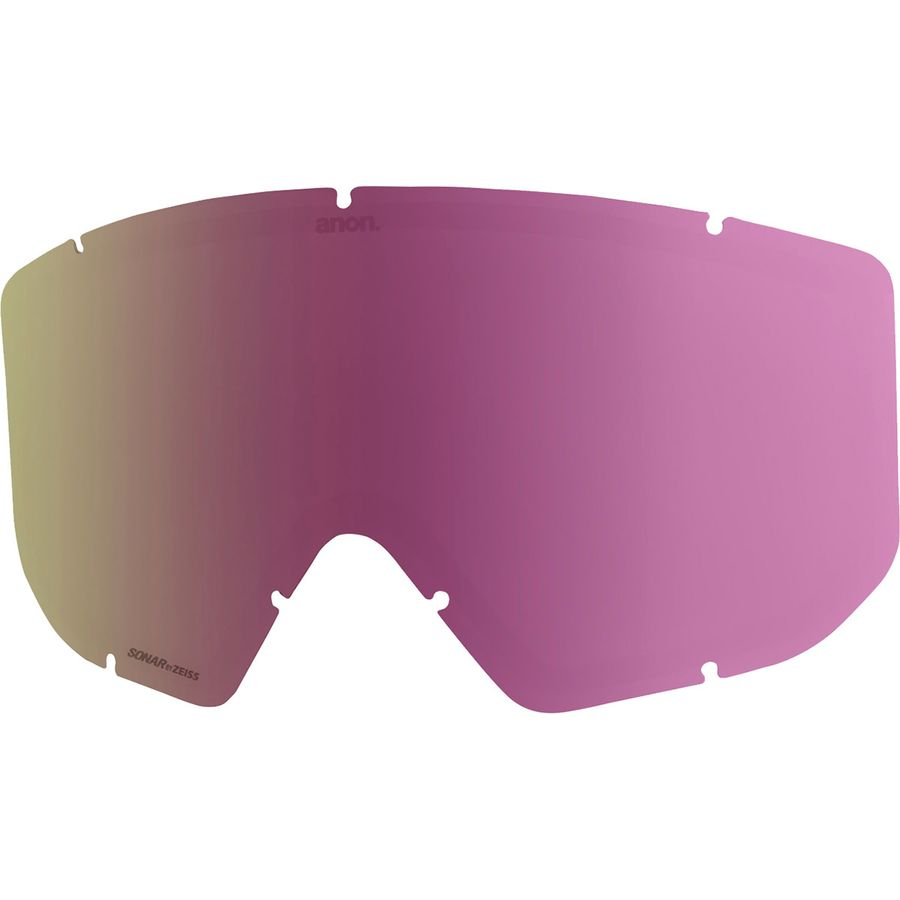 0add41ba282f Anon - Relapse Goggles Replacement Lens - Sonar Pink