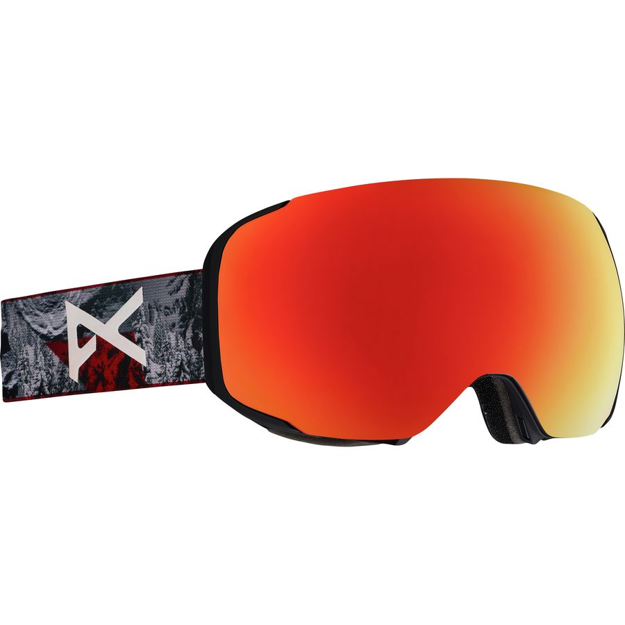 6f3d1d0e427f Anon - M2 MFI Goggles - Red Planet Sonar Red-sonar Infrared