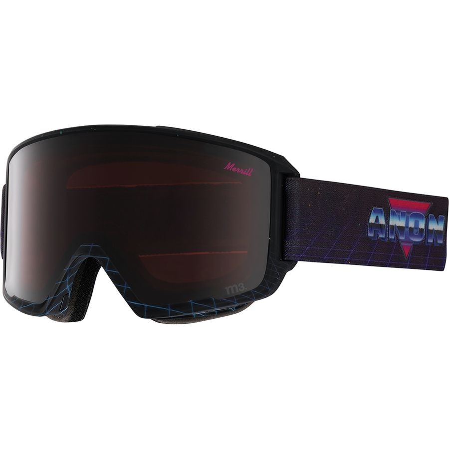Anon M3 Mfi Goggles Backcountry Com