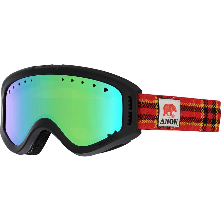 Anon Tracker Goggles Kids Backcountry Com