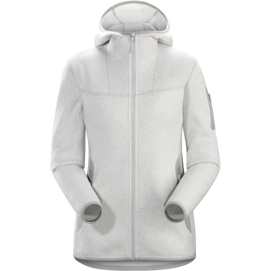 Arcteryx Covert Hooded Fleece Jacket - Womens