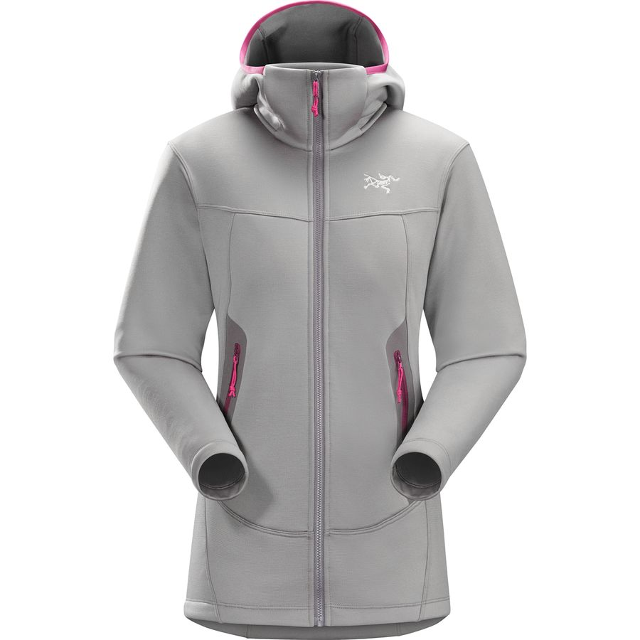 Arcteryx Arenite Hooded Fleece Jacket - Womens