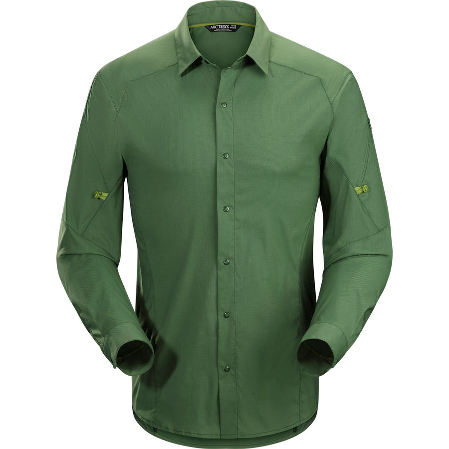 Arcteryx Elaho Long-Sleeve Shirt - Mens