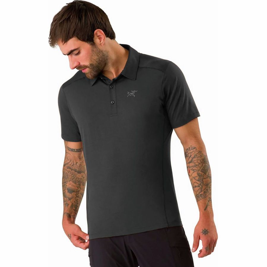 Arcteryx Pelion Polo Shirt - Mens