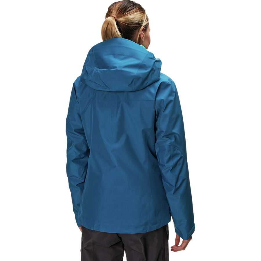 7b311a196d0 Arc'teryx Alpha SV Jacket - Women's | Backcountry.com