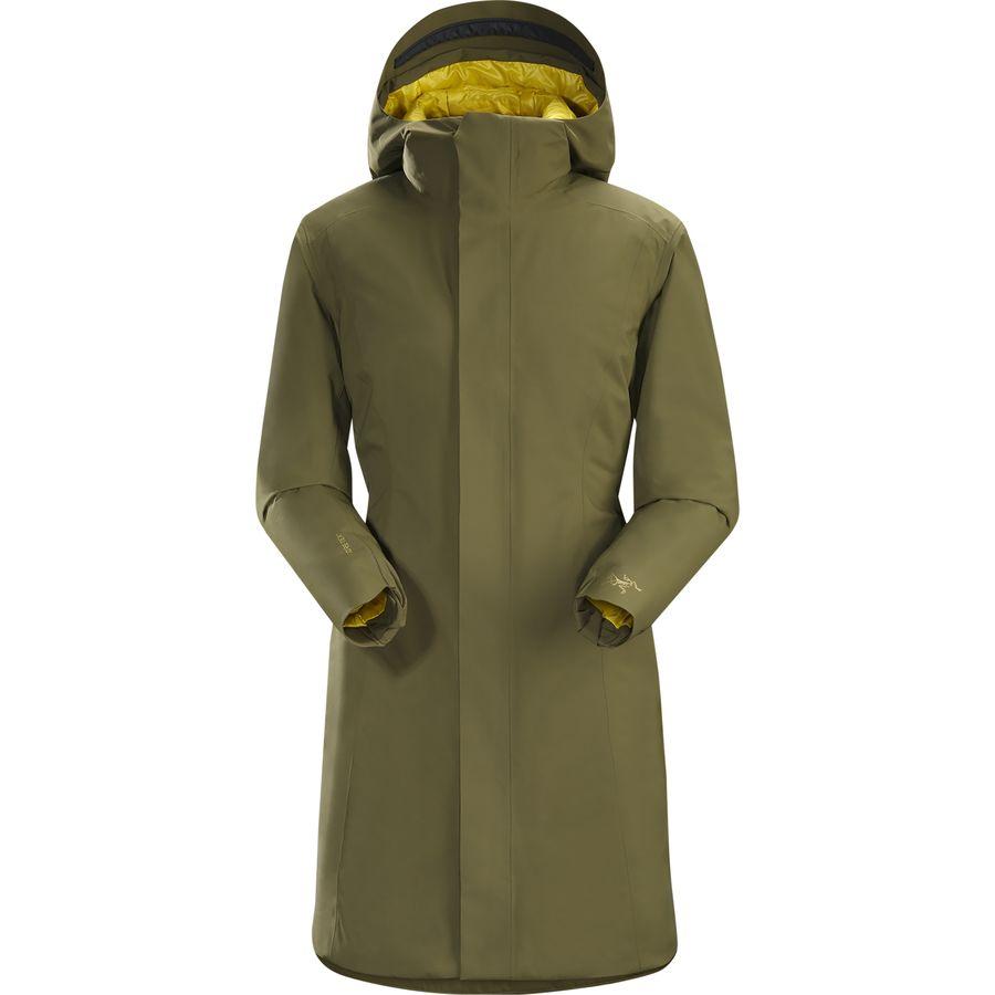 Arc Teryx Durant Insulated Coat Women S Backcountry Com