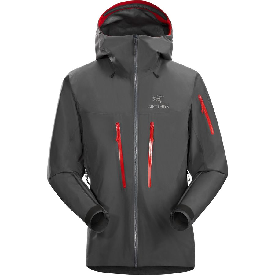 0375322553f Arc'teryx Alpha SV Jacket - Men's | Backcountry.com