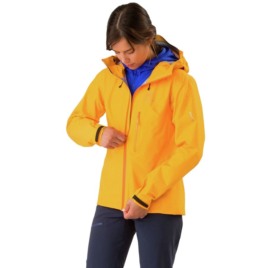 Arc Teryx Alpha Fl Jacket Women S Backcountry Com
