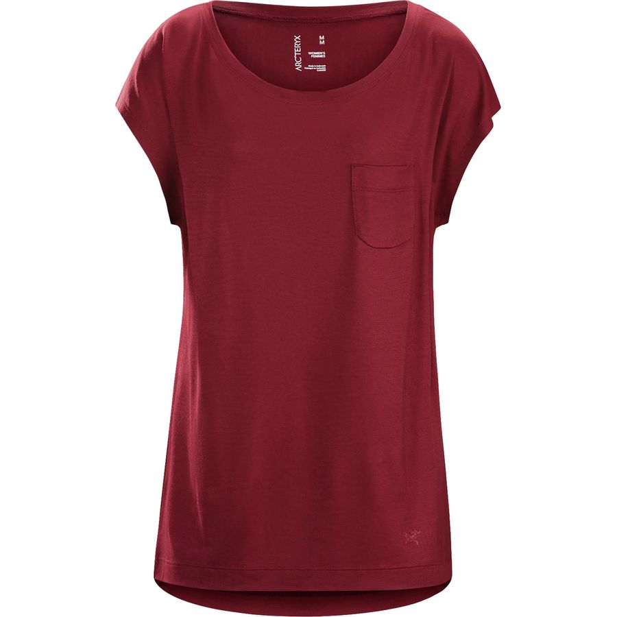 Arcteryx A2B Scoop Neck Shirt - Womens