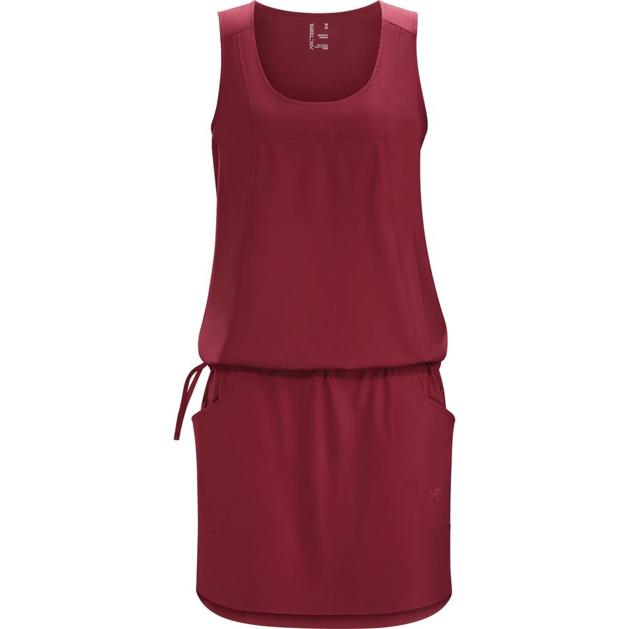 Arc'teryx - Contenta Dress - Women's - Scarlet
