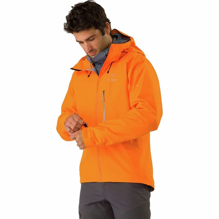 6c6c292944a Arc'teryx Alpha FL Jacket - Men's | Backcountry.com