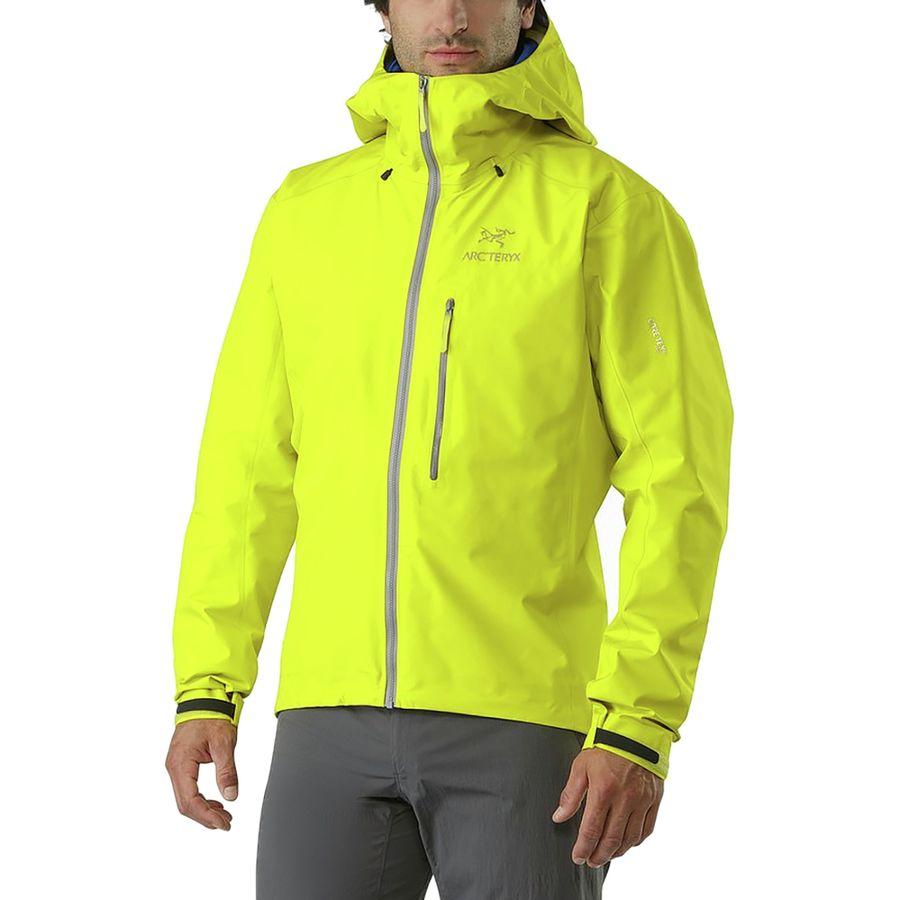 Arc Teryx Alpha Fl Jacket Men S Backcountry Com