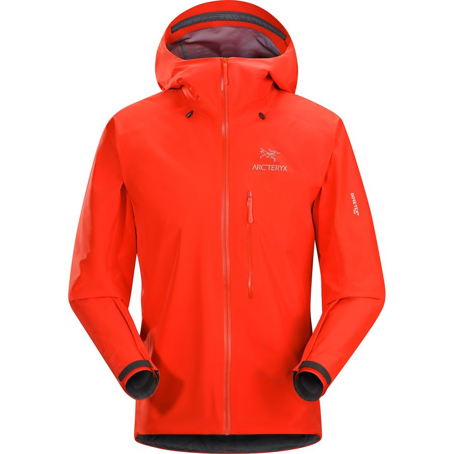 Arc'teryx - Alpha FL Jacket - Men's - Magma