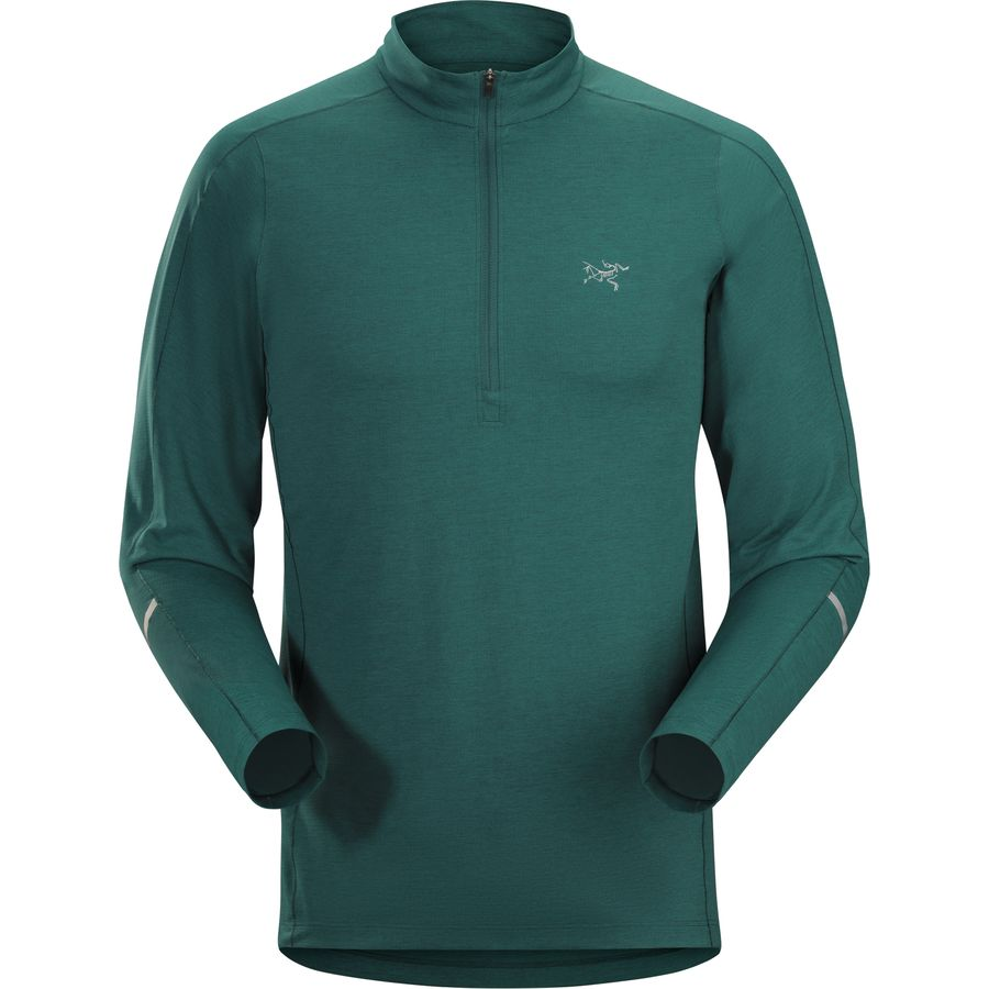 Arcteryx Cormac Zip-Neck Shirt - Mens