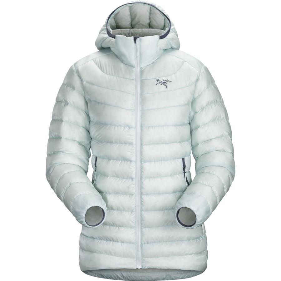 Arc'teryx - Cerium LT Hooded Down Jacket - Women's ...