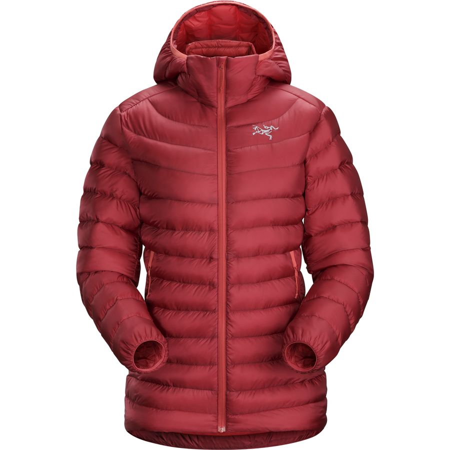 Arc Teryx Cerium Lt Hooded Down Jacket Women S
