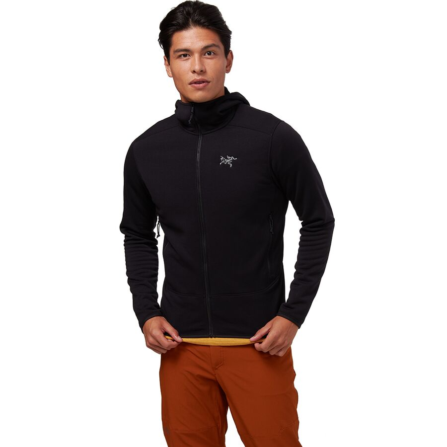 Arcteryx Kyanite Hooded Fleece Jacket - Mens